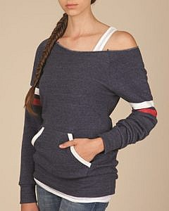 Alternative - Women's Maniac Sport Eco-Fleece Sweatshirt - 9583
