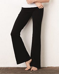 Bella + Canvas - Women's Cotton Spandex Fitness Pant - 810