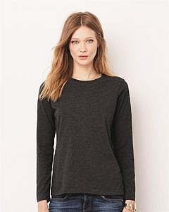 Bella + Canvas Women's Relaxed Long Sleeve T-Shirt