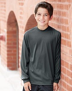 C2 Sport Youth Performance Long Sleeve T-Shirt