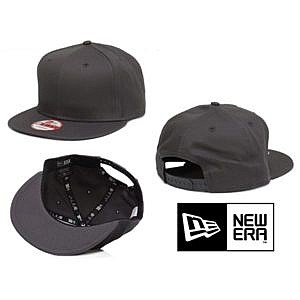 New Era® Flat Bill Snapback Cap