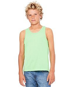 Bella + Canvas - Youth Jersey Tank - 3480Y
