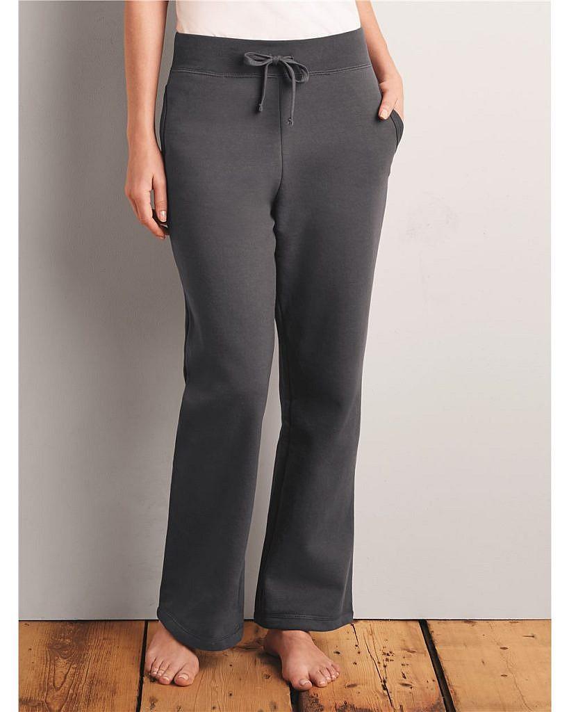 Gildan Heavy Blend Women's Open Bottom Sweatpants