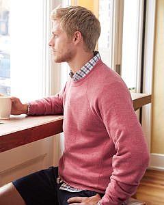 Independent Trading Co. Raglan Crewneck Sweatshirt