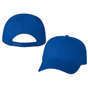 Valucap Structured Cotton Twill Cap