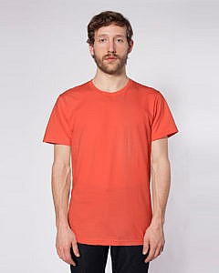 American Apparel Fitted Jersey T Shirt