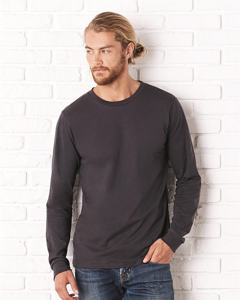 Bella + Canvas Unisex Long Sleeve Jersey Shirt