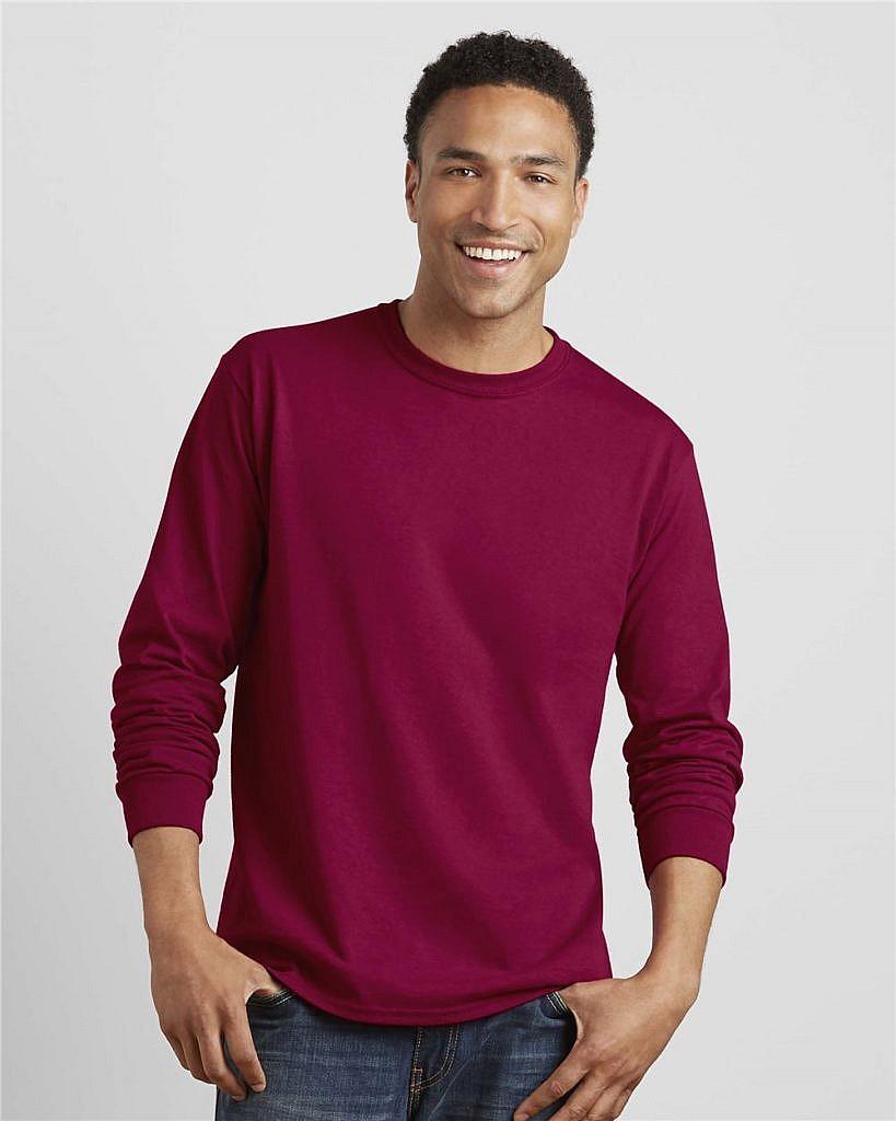 Gildan Heavy Cotton Long Sleeve Shirt