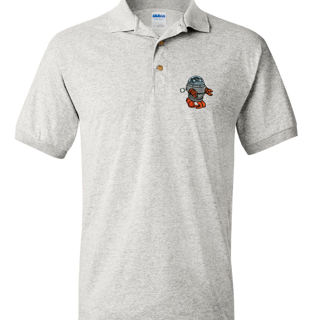 Custom Embroidery Embroidered Logo On Shirts Monkey In A Dryer